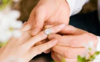 «Как проходит помолвка и что лучше всего подарить молодоженам?[