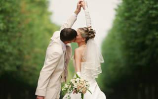 Когда играть свадьбу, лучшие месяцы для празднования свадьбы