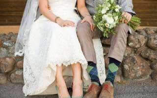 Свадебные блестящие туфли для невесты
