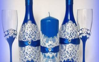 «Для чего нужны две бутылки шампанского на свадьбе?[
