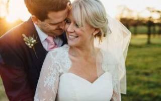 «Нюансы выбора свадебного платья для женщин после 40 лет[