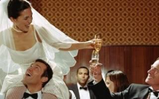 «Как самому придумать прикольный тост на свадьбу?[