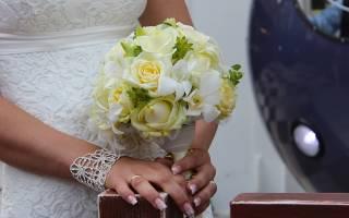 Лунный маникюр на свадьбу на короткие и длинные ногти