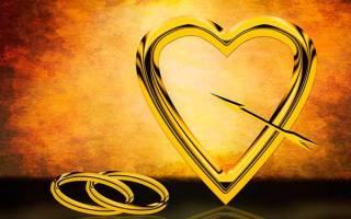 «Самые популярные приметы про обручальные кольца[