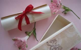Подарки на свадьбу для гостей: магниты своими руками