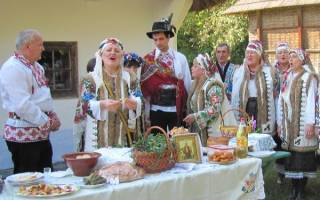 «Как проходит сватовство невесты в наше время: слова для церемонии[