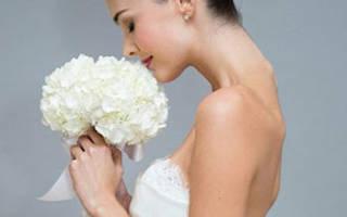 Свадебные прически на средние волосы, лучшие фото 2015 года