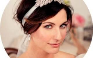 Фото свадебных причесок