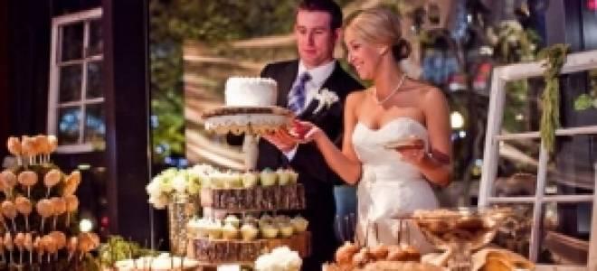 «Помогаем в выбора свадебного торта в стиле рустик[