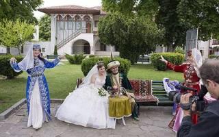 «Татарские свадьбы – праздники национального колорита[