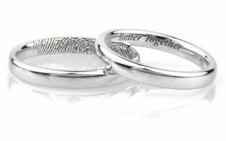 «Подборка лучших фраз на обручальные кольца с гравировкой[