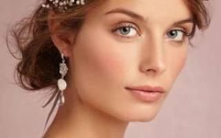 «Как правильно выбрать прическу на свадьбу в греческом стиле[