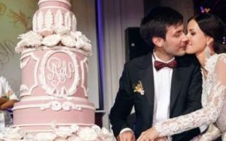 Фото свадебных тортов с мастикой
