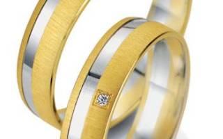 «Обручальные кольца: европейская и американская классика[