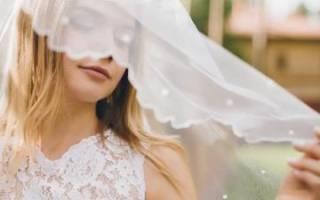«К чему снится фата свадебная на голове – как растолковать?[