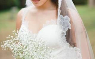 «Как сделать свадебную прическу своими руками: поэтапно, фото[