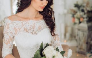 «Основные правила выбора короткого свадебного платья[