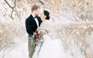 Стильная зимняя свадьба — 3 простых совета
