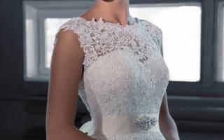 Свадебные платья с корсетом (фото)