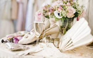 Подготовка к свадьбе самостоятельно