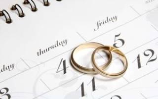 Лучшие даты для свадьбы, как выбрать день свадьбы, когда играть свадьбу