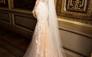 «Советы по выбору свадебного платья цвета шампань[
