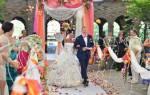 Лепестки роз на свадьбе: 6 идей использования