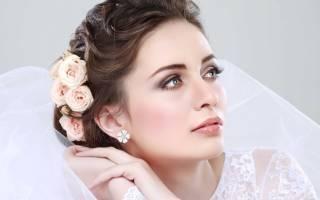Фото свадебного макияжа для невесты