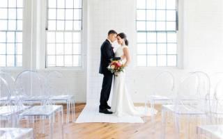 «Тонкости декорирования свадьбы в стиле минимализм[