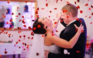 Свадьба в стиле День святого Валентина