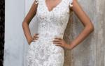 Свадебные платья для маленькой груди