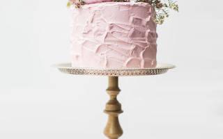 Свадебные мини торты
