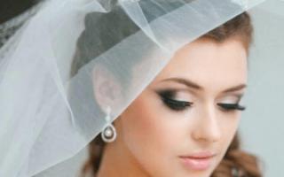 «Как без ошибок сделать макияж на свадьбу своими руками[