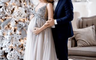Свадебные платья для беременных (фото)