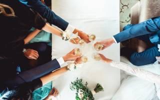 «Придумываем яркий тост на свадьбу молодым от родителей[