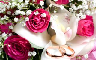 Годовщины свадьбы до года: когда, как праздновать и что дарить