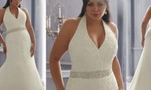 Свадебные платья больших размеров, фото свадебных платьев для полных невест