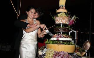 «Какие бывают свадебные торты – разновидности свадебных лакомств[