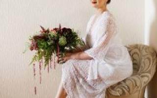 Что надеть в утро свадьбы