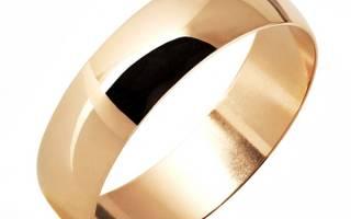 «Обручальные кольца-шайбы: их особенности + фото[