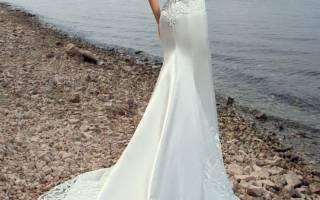 Атласные свадебные платья (пышные, со шлейфом, с рукавами, с кружевом)