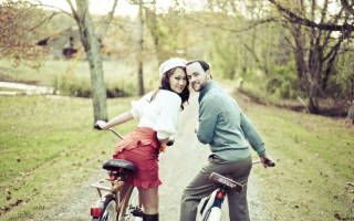 Свадебная фотосессия не в день свадьбы