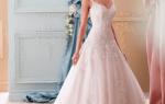 Пышные свадебные платья (фото)