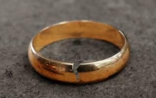 «Треснутое или лопнувшее обручальное кольцо: толкование сна[