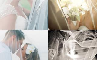 Идеи для свадебной фотосессии на улице