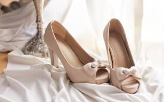 Фото свадебных босоножек