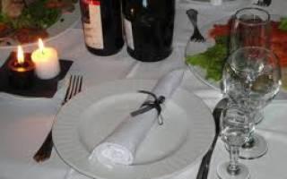 «Как составить расчет продуктов на свадьбу на одного человека?[