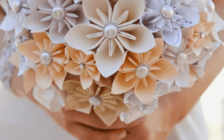 «Искусственный букет – какой невесте лучше подойдет?[