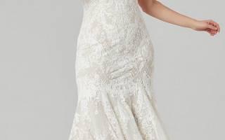 Свадебные платья русалка, фото свадебных платьев рыбка
