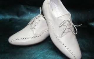 «Как правильно выбрать свадебные мужские туфли ?[